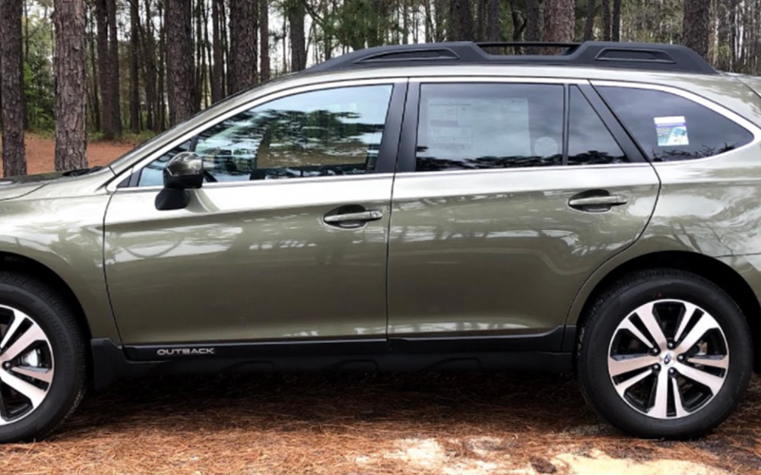 2018 Subaru Outback Premium vs Limited