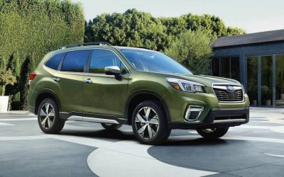 The Redesigned 2019 Subaru Forester