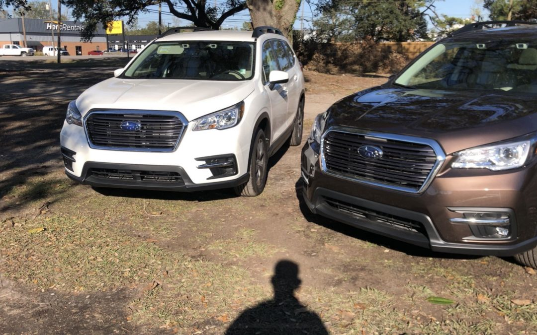 2019 Subaru Ascent Premium vs Limited